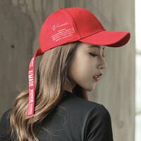 户外帽子男女鸭舌帽防晒遮阳帽休闲时尚韩版简约潮流太阳帽棒球帽