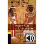 Oxford Bookworms Library: Level 1: The Boy King Tutankhamun