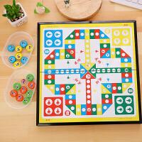 磁石磁性飞行棋儿童益智玩具儿童可折叠便携式游戏棋 飞行棋 均码