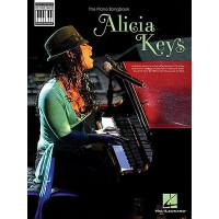 【预订】Alicia Keys: The Piano Songbook