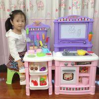 儿童厨房玩具大号小孩仿真过家家做饭煮饭餐具套装宝宝男女孩