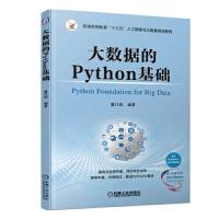 大数据的Python基础 机械工业