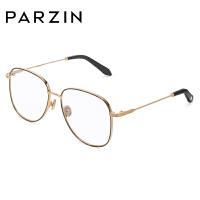 帕森2018新品金属镜架 学生文艺光学眼镜 可配近视镜片15736