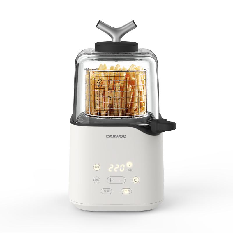 【支持礼品卡】韩国大宇空气炸锅新款特价全自动无油电炸锅大容量智能薯条机