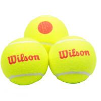 Wilson威尔胜网球 WRT137300 儿童球 儿童网球 低压球练习球 海绵球