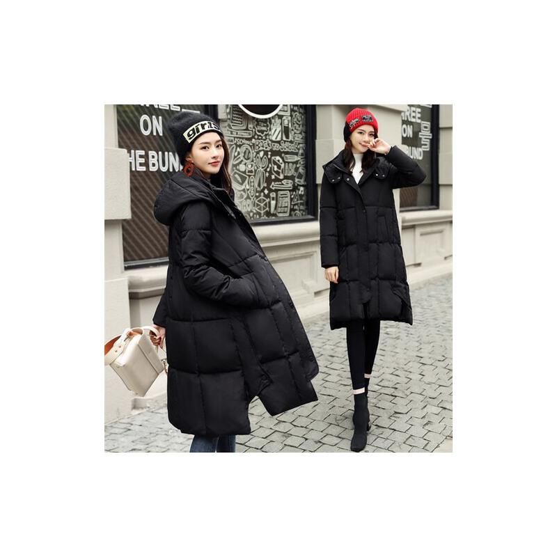 冬季新款韩版斗篷防寒女中长款过膝棉衣加厚chic棉袄外套 一般在付款后3-90天左右发货,具体发货时间请以与客服协商的时间为准