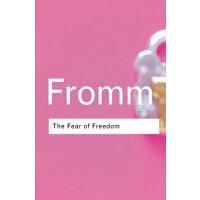 自由的恐惧 埃里希-弗洛姆著 英文原版 The Fear of Freedom