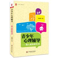 青少年心理辅导――助人成长的艺术 大夏书系(走进青少年的内心世界,与青少年进行心灵对话)