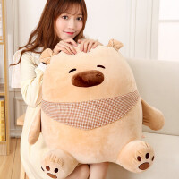 玩偶抱抱熊儿童女孩生日礼物毛绒玩具熊熊抱枕公仔可爱布偶洋娃娃