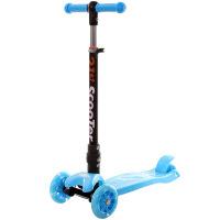 童车儿童三轮踏板轮滑板车可折叠可升降单板滑板车小伯乐 g3x