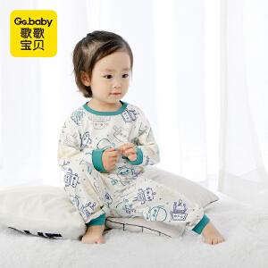 【券后29】歌歌宝贝婴儿秋衣秋裤男女宝宝秋季套装婴幼童内衣两件套纯棉