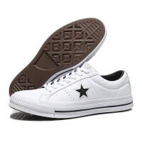 Converse匡威男女鞋板鞋2017新款one star低帮潮货运动鞋158463C