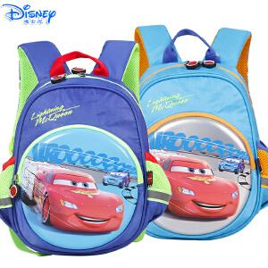 Disney/迪士尼 幼儿汽车书包幼儿园男童卡通双肩书包RB0074