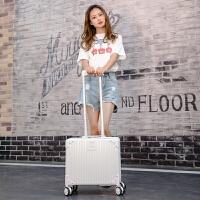 韩版旅行箱小清新大学生拉杆箱女可爱行李箱子18寸小型登机箱20寸