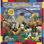 【预订】The Brick Bible for Kids Box Set: The Complete Set