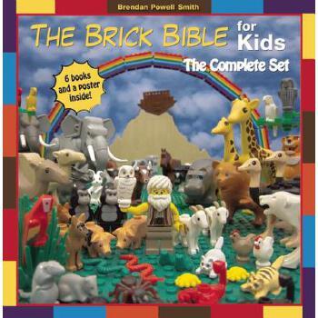 【预订】The Brick Bible for Kids Box Set: The Complete Set 预订商品,需要1-3个月发货,非质量问题不接受退换货。