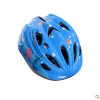 可爱精美图案小孩头盔运动防撞头盔骑行安全帽轮滑头盔儿童自行车滑板溜冰帽