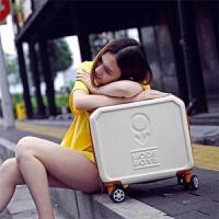 小行李箱万向轮旅行箱女16寸拉杆箱学生登机箱18迷你密码箱18 16寸终身保修