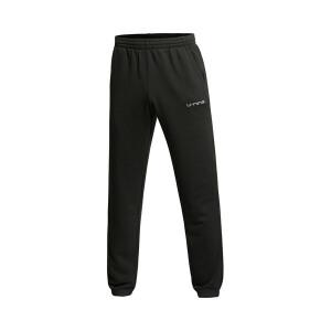 李宁LINING训练系列舒适男装运动卫裤AKLK033