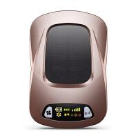 车载空气净化器太阳能负离子智能除甲醛活性炭光触媒汽车异味