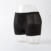 塑身裤女产后收腹裤中腰平角美体提花束身提臀内裤衣无痕薄款