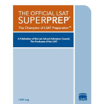 【预订】The Official LSAT Superprep: The Champion of LSAT Prep 预订商品,需要1-3个月发货,非质量问题不接受退换货。