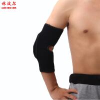 运动海绵护肘护臂篮球加厚男士护具卧推健身羽毛球排球保暖女夏季