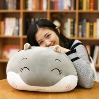 布娃娃毛绒玩具抱枕睡觉布偶韩国搞怪女可爱胖仓鼠暖手抱枕公仔