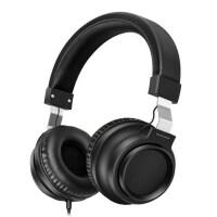 【包邮】I8耳机 头戴式音乐手机有线耳麦带麦笔记本电脑通用 耳麦立体声重低音手机线控耳机 线控带麦 苹果 三星 华为