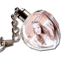 20180715075039960水晶照片定制情侣钥匙扣创意男女用挂件制作双面透明相片diy礼物