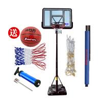 篮球架室内移动可升降标准室外户外家用篮球框 +护套