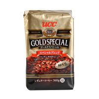【网易考拉】UCC 悠诗诗 ,金装特级 烘焙咖啡豆 甘香浓郁 360克/袋
