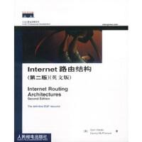 Inter路由结构(第二版)(英文版)(CCIE职业发展系列),(美)哈拉比,(美)麦克弗森,人民邮电出版社97871