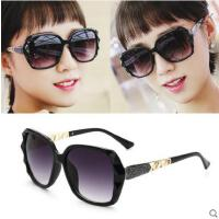 墨镜潮明星款眼镜新款优雅司机个性太阳镜女士圆脸韩版眼睛