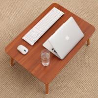 床上小桌子笔记本电脑桌大学生宿舍懒人学习桌床上书桌折叠桌