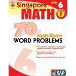 【预订】70 Must-Know Word Problems, Grade 7