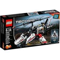 【当当自营】LEGO乐高轻型直升机 42057