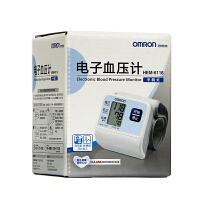欧姆龙 腕式电子血压计HEM-6116 家用全自动血压测量仪