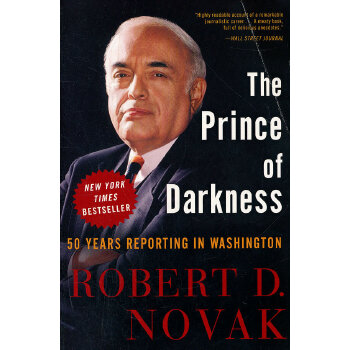 PRINCE OF DARKNESS, THE(ISBN=9781400052004) 英文原版