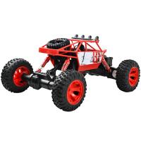 遥控车越野车四驱山地车大脚攀爬车男孩充电玩具车赛车生日礼物