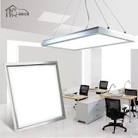 祺家 现代简约LED平板吸顶灯厨卫灯面板灯吊顶灯过道卫浴灯IE18