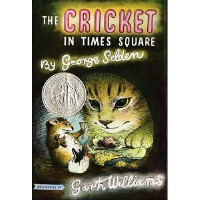 Cricket in Times Square 时代广场的蟋蟀 1961年纽伯瑞银奖 ISBN978031238003