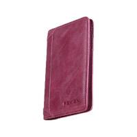 复古女士超薄卡包长款卡夹商务多卡位银行卡套驾驶证皮套 支持礼品卡支付