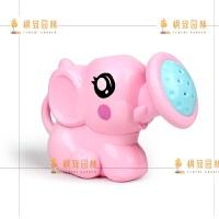 宝宝洗澡玩具卡通大象花洒喷水浴室男女孩婴儿童戏水亲子互动玩具