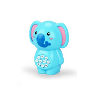 卡通动物音乐玩具故事机早教机0-3岁婴儿宝宝迷你学习机益智声光