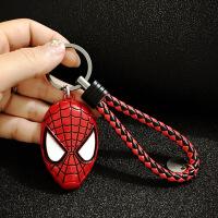 复仇者联盟挂件钢铁侠面具美国队长盾牌X战警钥匙扣挂饰批发 单个OPP袋子包装