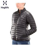 Haglofs火柴棍女款户外运动透气防风轻量保暖夹克603157 欧版