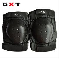 GXT摩托车护具越野自行车短护具护膝二件套