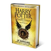 哈利波特8 哈利波特与被诅咒的孩子【英文原版】Harry Potter and the Cursed Child(英版)