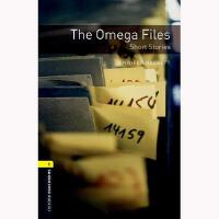 Oxford Bookworms Library Level 1 The Omega Files - ShortSto